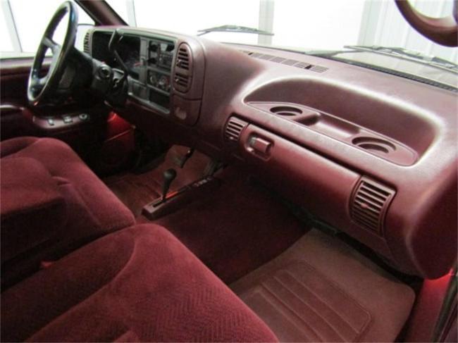 1995 Chevrolet K-1500 - Chevrolet (81)