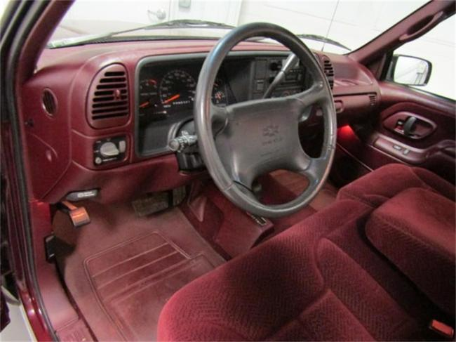1995 Chevrolet K-1500 - K-1500 (90)