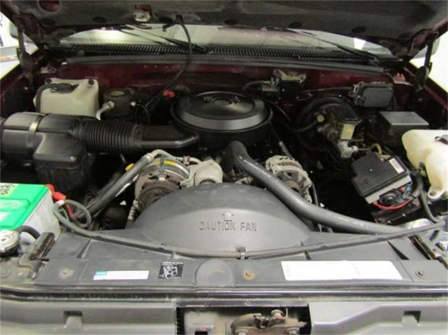 1995 Chevrolet K-1500 - Virginia (92)