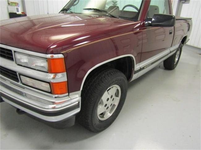 1995 Chevrolet K-1500 - 1995 (99)