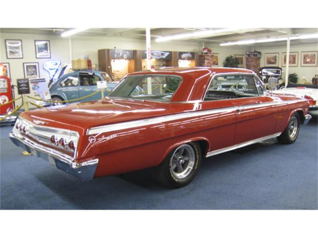 1962 Chevrolet Impala - Impala (1)