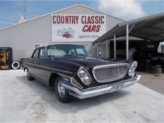 1962 Chrysler Newport in Staunton, Illinois