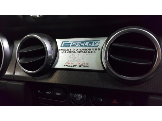 2007 Shelby GT500 - Manual (6)