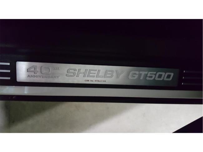 2007 Shelby GT500 - GT500 (1)