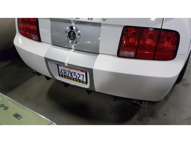 2007 Shelby GT500 - GT500 (12)