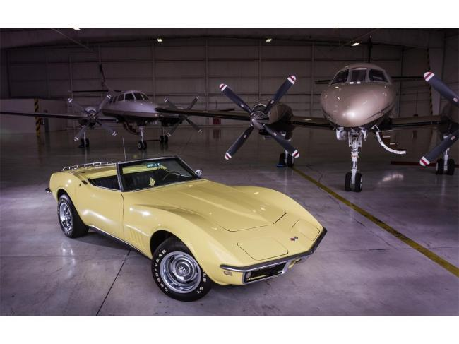1968 Chevrolet Corvette - Manual (1)
