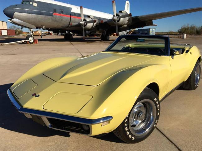 1968 Chevrolet Corvette - Corvette (2)