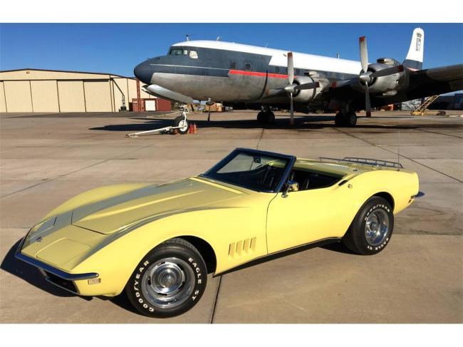 1968 Chevrolet Corvette - Chevrolet (4)