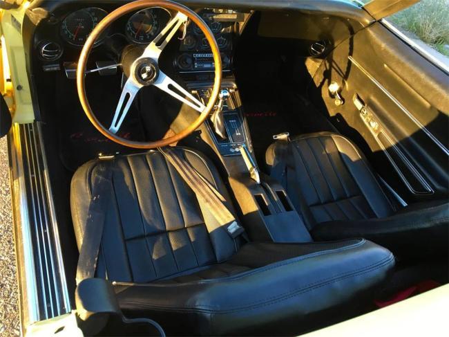 1968 Chevrolet Corvette - Chevrolet (8)