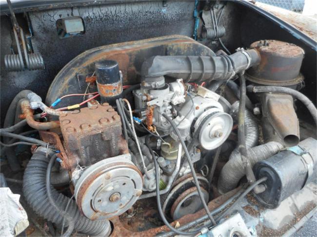 1974 Volkswagen Karmann Ghia - 1974 (12)