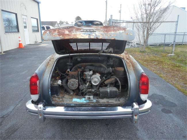 1974 Volkswagen Karmann Ghia - North Carolina (14)