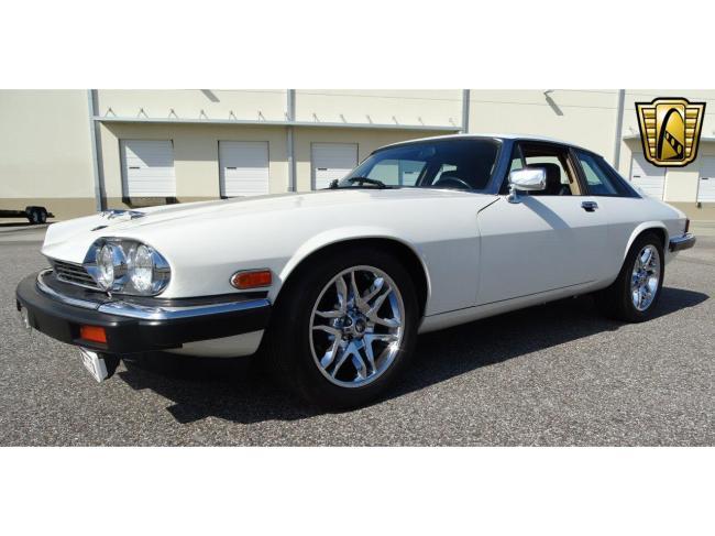 1989 Jaguar XJS - XJS (2)