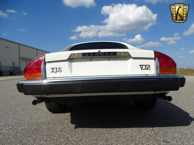 1989 Jaguar XJS - Jaguar (7)
