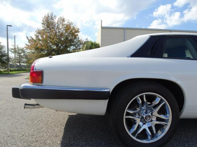 1989 Jaguar XJS - Jaguar (11)