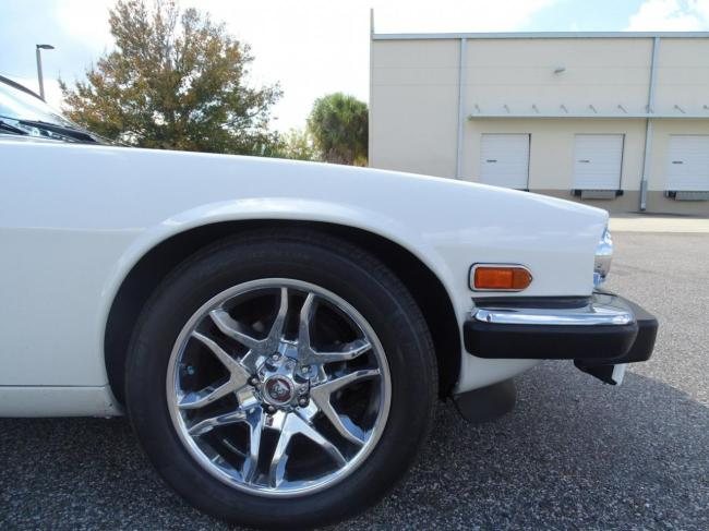 1989 Jaguar XJS - Automatic (12)