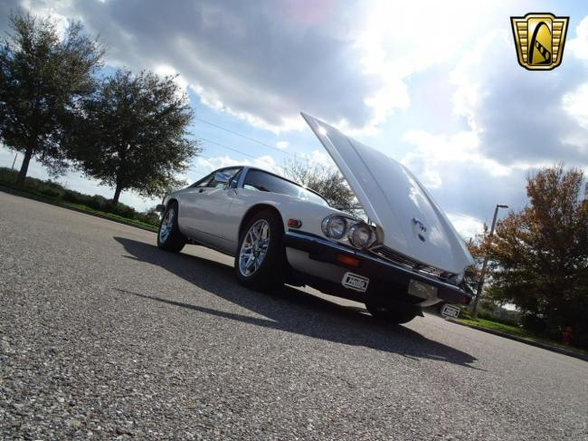 1989 Jaguar XJS - Automatic (36)