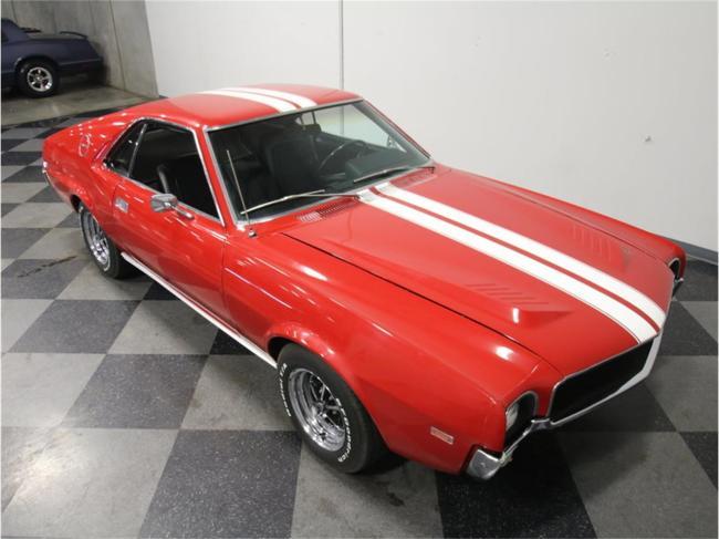 1968 AMC AMX - Georgia (31)