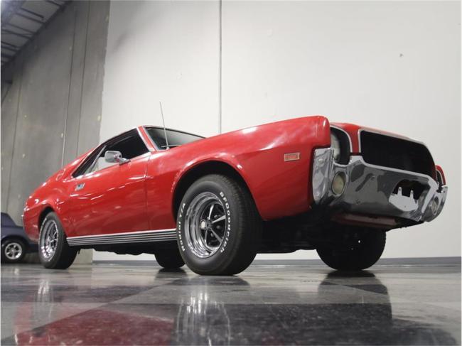 1968 AMC AMX - Georgia (32)