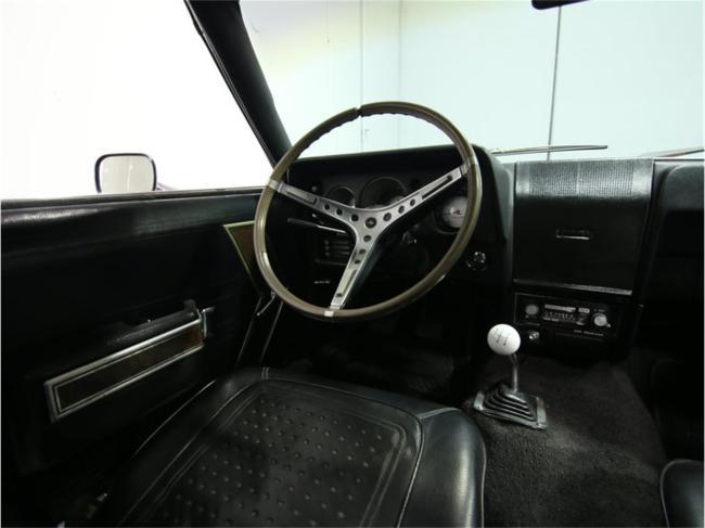 1968 AMC AMX - Georgia (47)