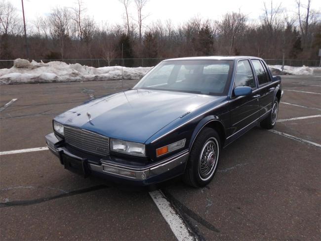 1987 Cadillac Seville Elegante in Bradford, Connecticut