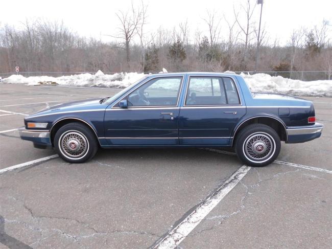 1987 Cadillac Seville Elegante - Connecticut (1)