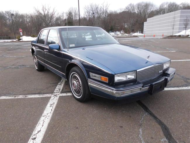 1987 Cadillac Seville Elegante - Automatic (6)