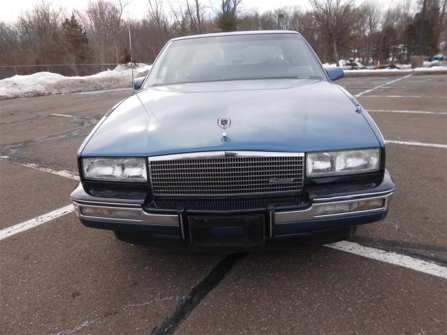 1987 Cadillac Seville Elegante - Connecticut (7)