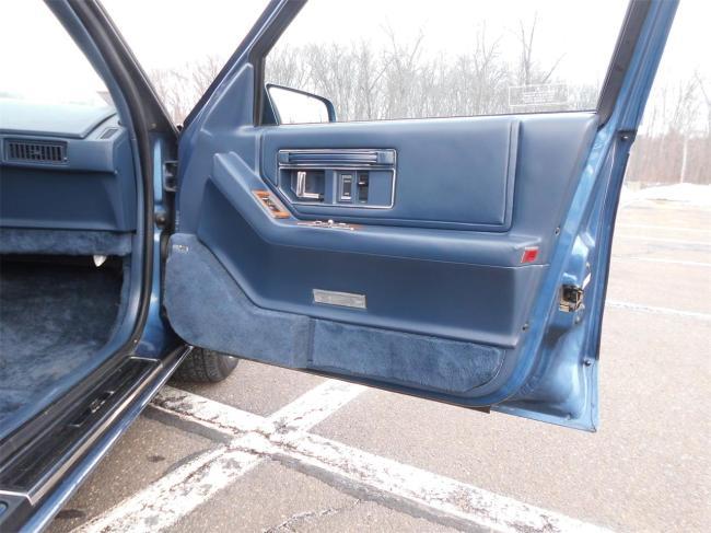 1987 Cadillac Seville Elegante - 1987 (9)