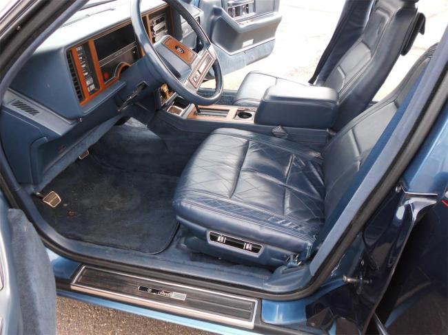 1987 Cadillac Seville Elegante - Seville ELEGANTE (12)