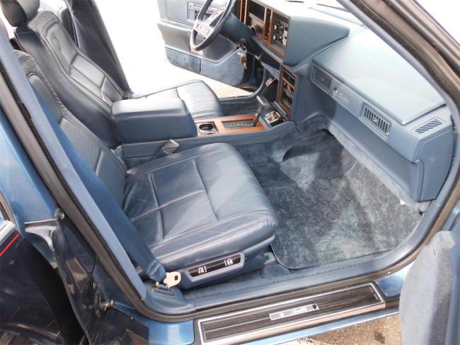 1987 Cadillac Seville Elegante - 1987 (13)