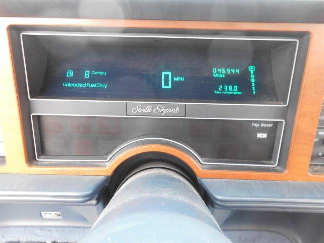 1987 Cadillac Seville Elegante - 1987 (17)