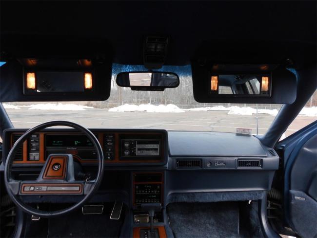 1987 Cadillac Seville Elegante - Connecticut (21)