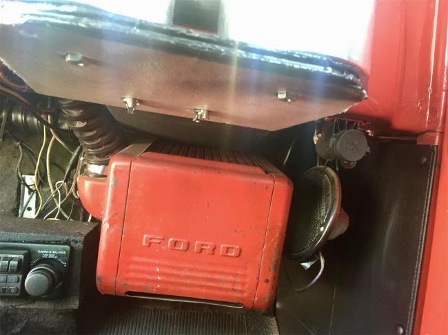 1952 Ford F100 - F100 (19)