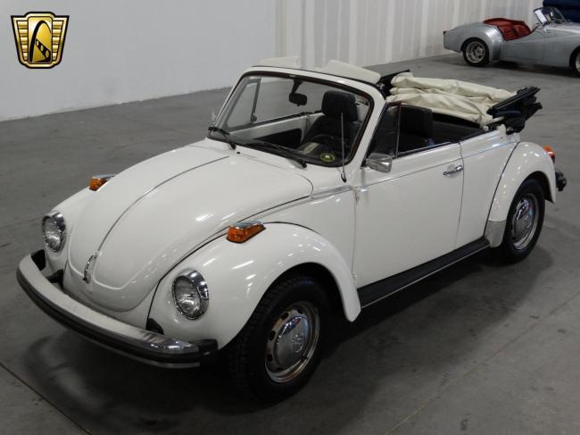 1978 Volkswagen Beetle - Beetle (5)