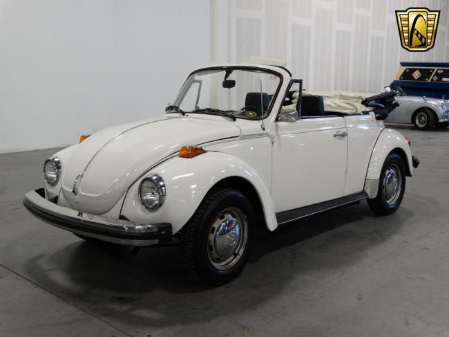 1978 Volkswagen Beetle - Volkswagen (6)