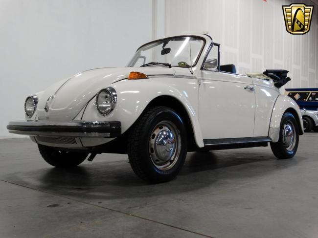 1978 Volkswagen Beetle - Volkswagen (7)