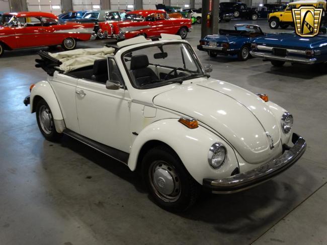 1978 Volkswagen Beetle - Beetle (11)