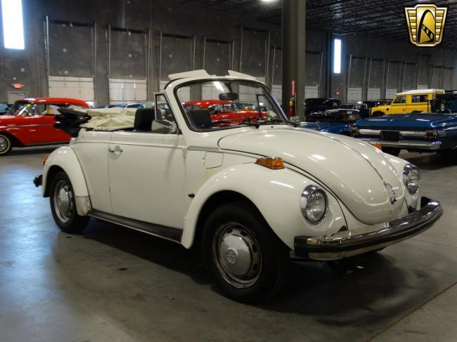 1978 Volkswagen Beetle - Volkswagen (12)
