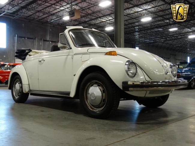 1978 Volkswagen Beetle - Beetle (13)