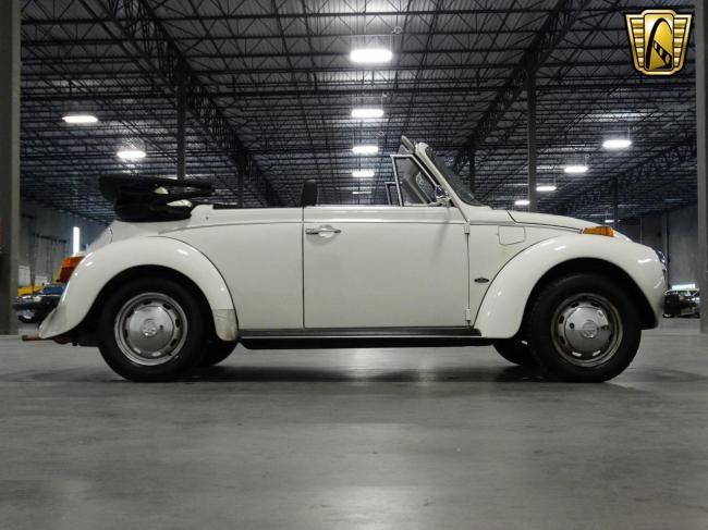 1978 Volkswagen Beetle - Manual (15)