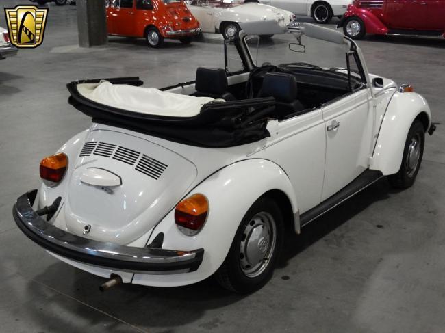 1978 Volkswagen Beetle - Georgia (17)