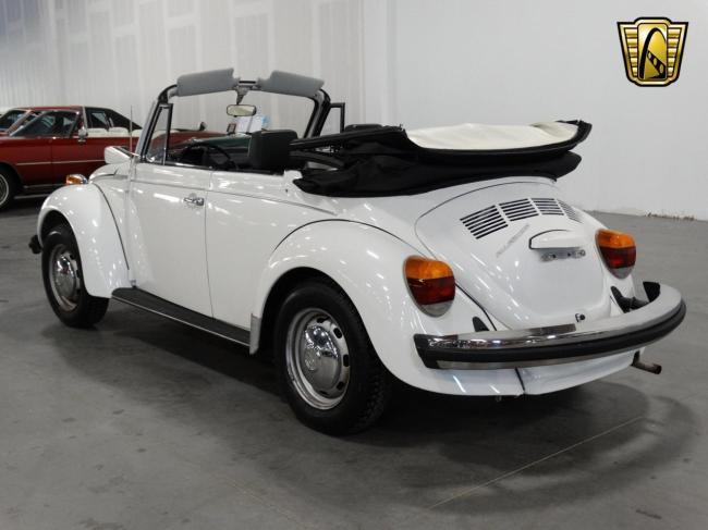 1978 Volkswagen Beetle - Georgia (24)