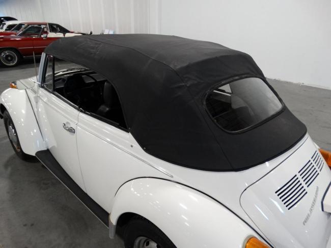 1978 Volkswagen Beetle - Volkswagen (34)