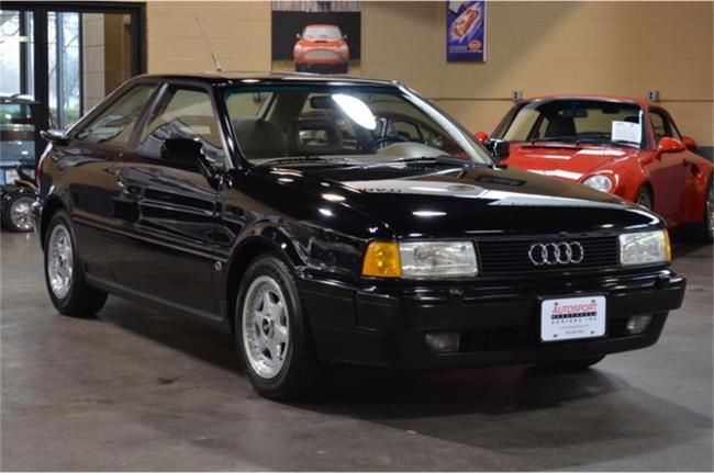 Audi Quattro In Huntington Station New York Classic Cars Daily - Audi huntington
