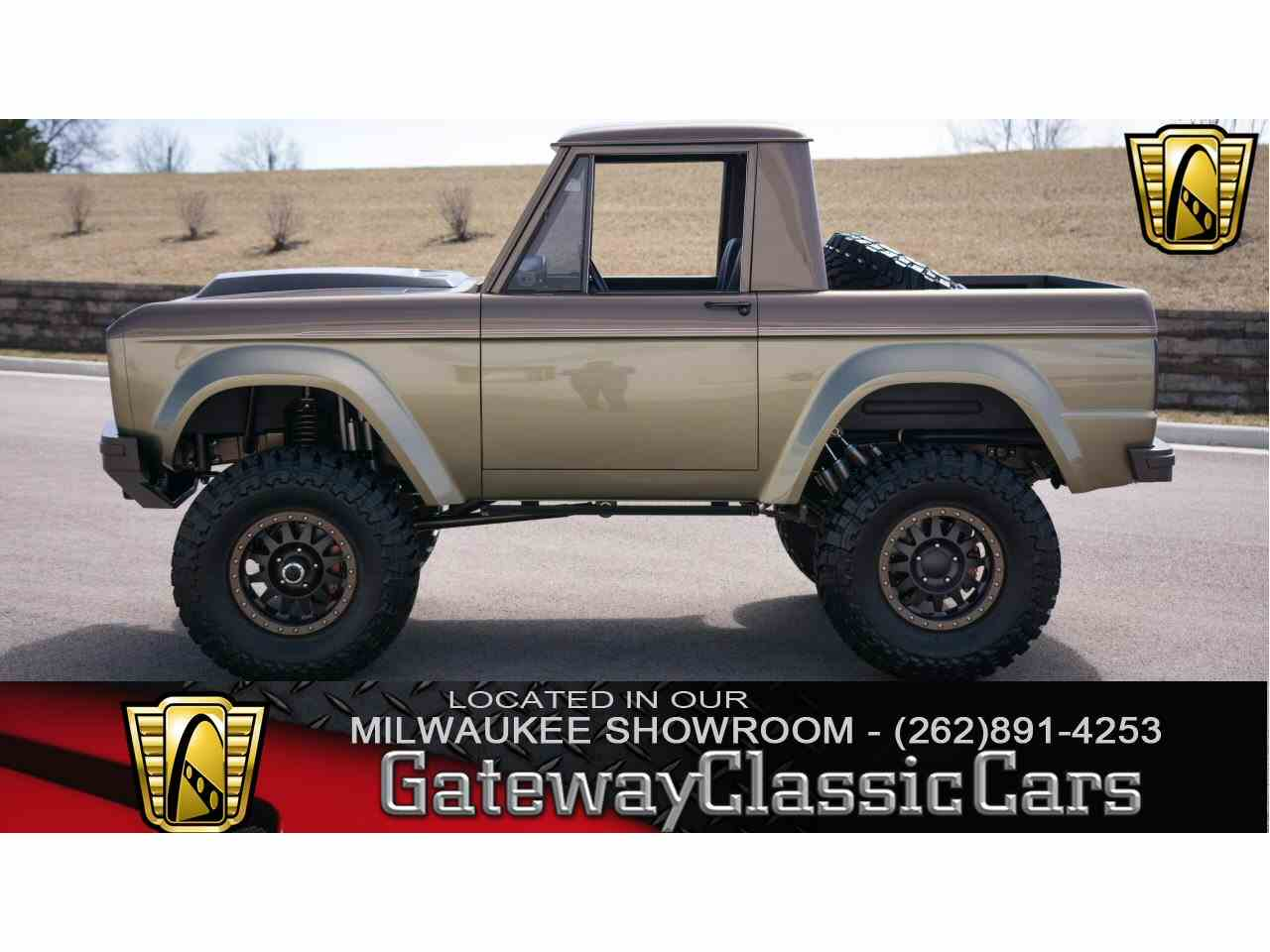wiring harness for ford bronco 289