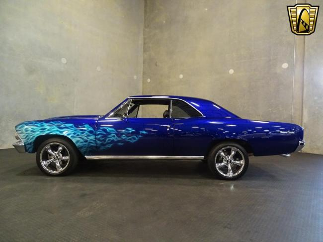 1966 Chevrolet Malibu - Florida (3)