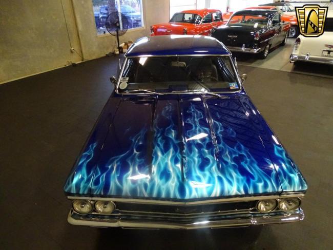 1966 Chevrolet Malibu - Chevrolet (13)