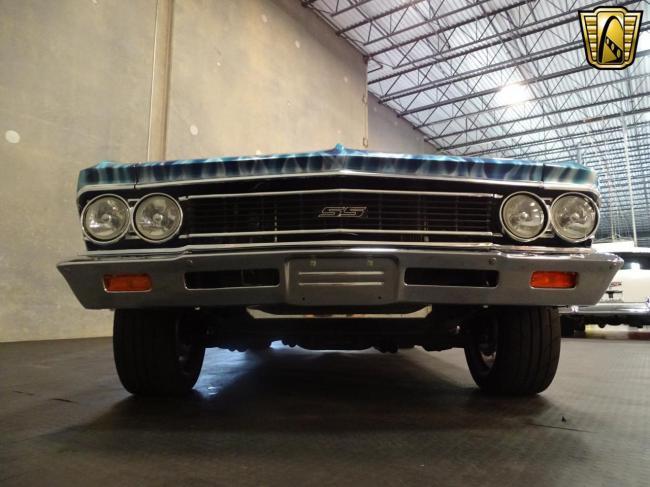 1966 Chevrolet Malibu - Chevrolet (21)