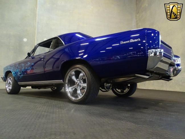 1966 Chevrolet Malibu - Chevrolet (26)