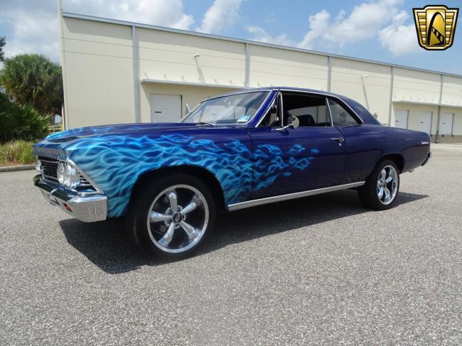 1966 Chevrolet Malibu - 1966 (34)